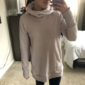Fabletics sweatshirt tunic